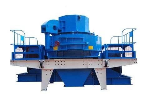 首页 产品世界 砂石设备  冲击式制砂机设计结构合理,简单,效率高著称