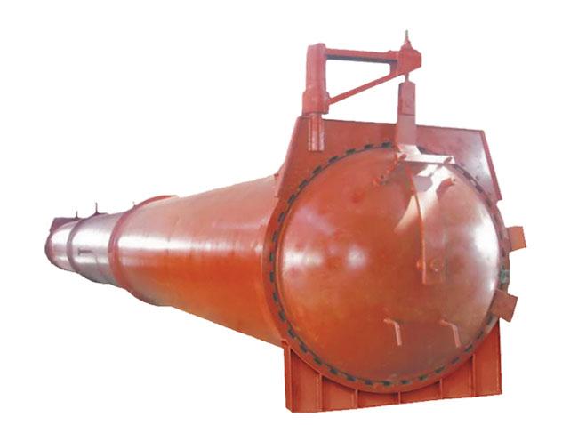 锅炉省煤器内部结构